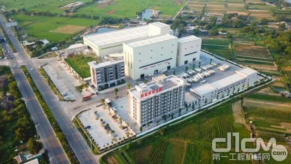 全环保智慧混凝土搅拌工厂 应用于广东汕头创业混凝土有限企业