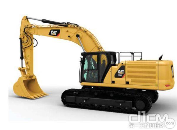 強勢霸屏,新一代CAT?(卡特)336挖掘機到底有何不同?