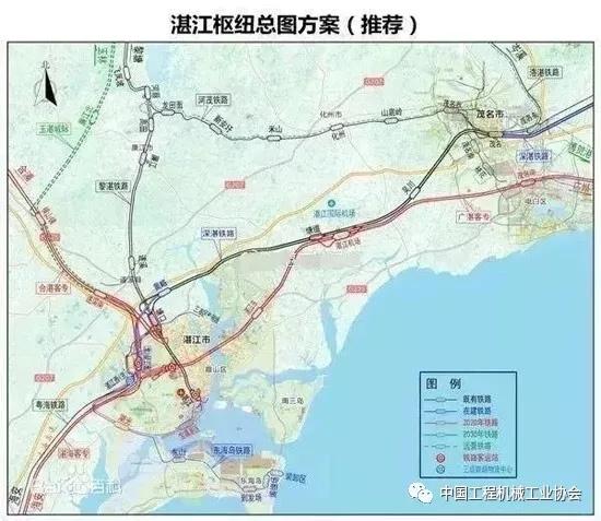 广州至湛江高铁