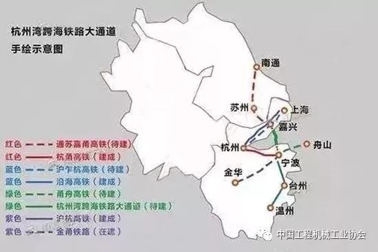 南通至苏州至嘉兴至宁波铁路(通苏嘉甬铁路)