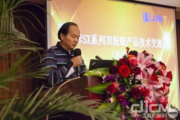 上海戟科机械设备租赁有限公司总经理 郭建智先生