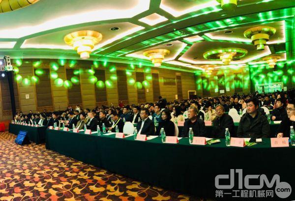 来自华北地区的400余位客户嘉宾莅临盛会
