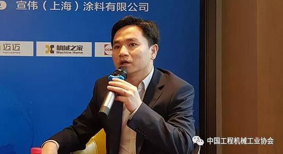 大族激光智能装备集团高功率焊接装备销售总部王祥总经理