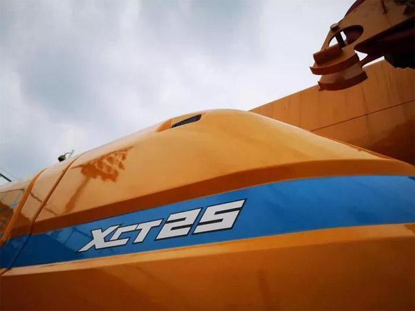 徐工起重机XCT25