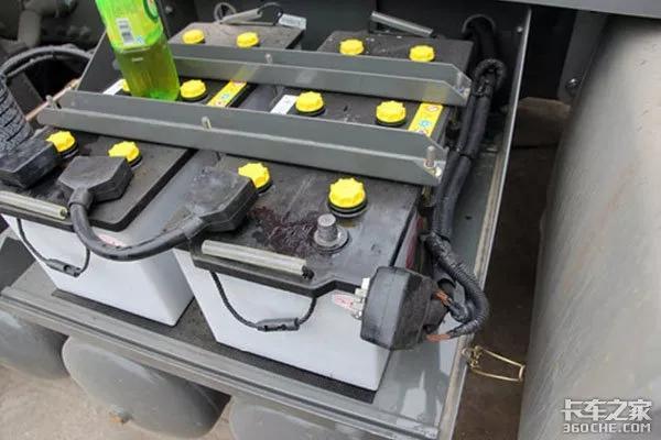 蓄电池维护