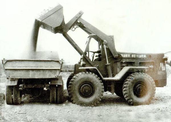 柳工轮式装载机Z435