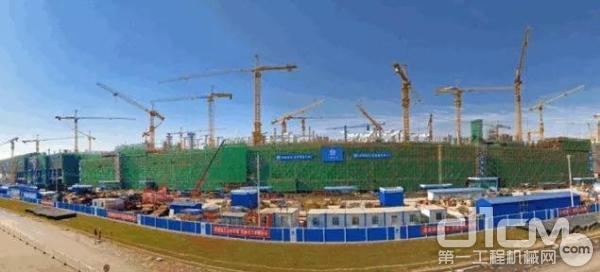 武汉京东方10.5代线项目