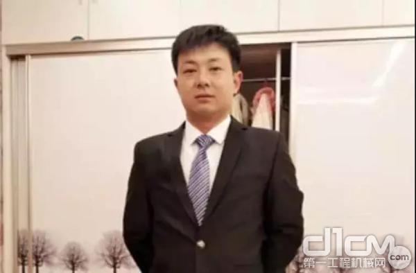 郭勇 约翰迪尔宁夏服务工程师