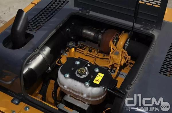 约翰迪尔PowerTech?系列9升高功率版发动机