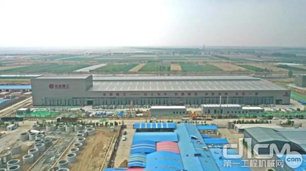 隶属于北京建工新型建材有限责任企业的恒均建材科技河北有限企业