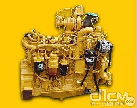 约翰迪尔E360 LC采用川崎的并列泵系统