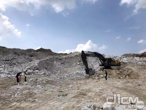 亚洲最大钽铌矿与沃尔沃合作十二载