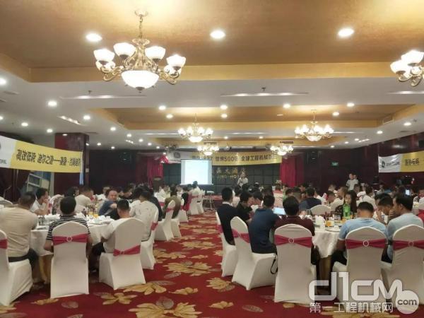 柳州山亿与广西岩迪达成战略合作