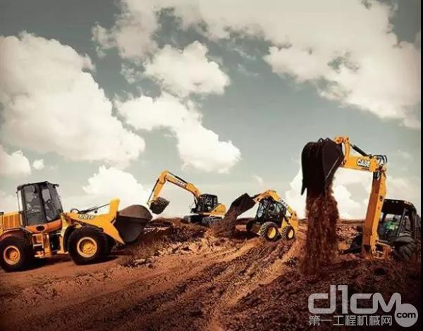 """凯斯C系挖掘机如何防""""三高"""""""