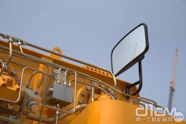 大视野卷扬监视镜,卷扬工作更安全