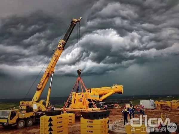 暴风雨即将来临