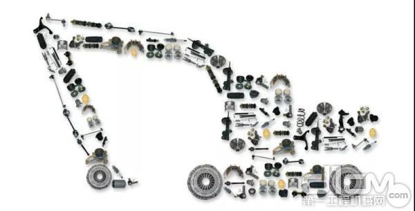 工程机械配套件