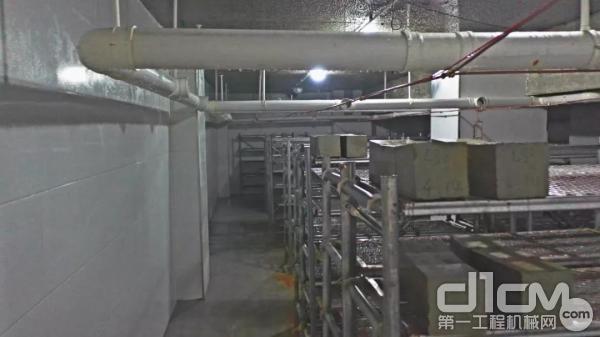 新业管材还建设了标准化的实验室