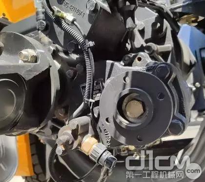 QH50 取力器