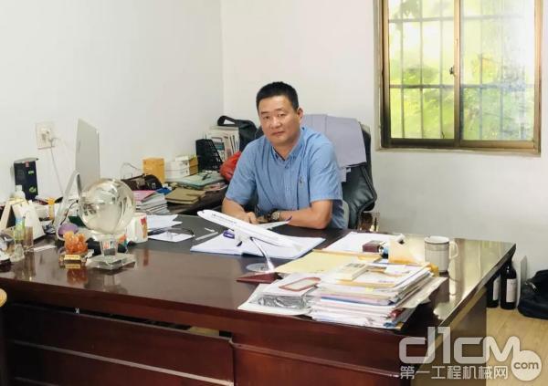 杭州某起重运输有限公司总经理曹总