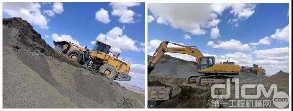 国机常林装载机和挖掘机产品