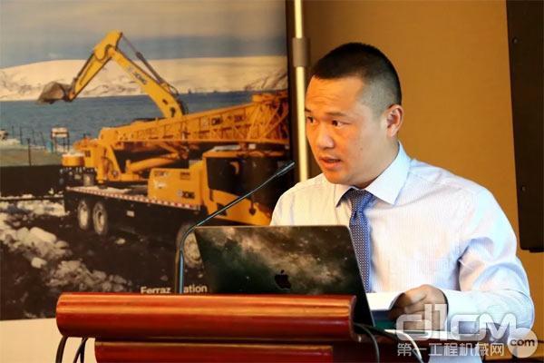 老挝经销商分享发言