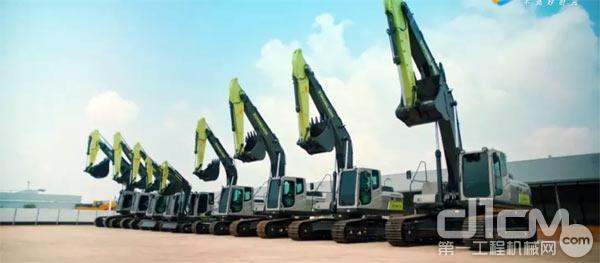 中联重科E-10系列挖掘机
