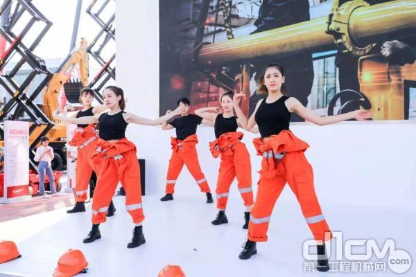 主题舞蹈表演