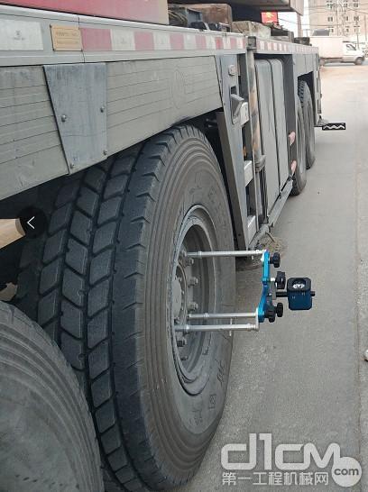 起重机轮胎的保养