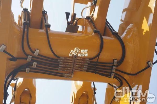 自润滑的管路系统