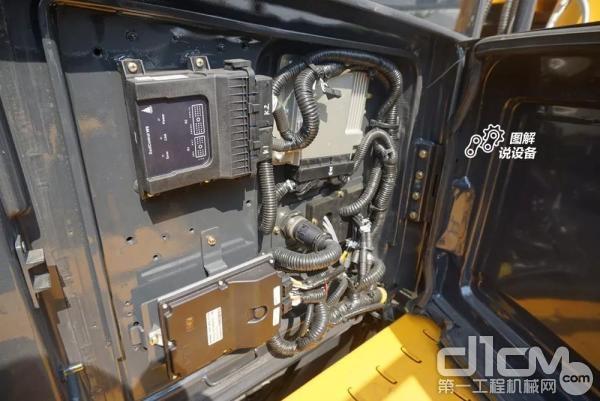各种控制器、线路等电器元件