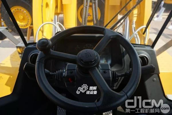 方向盘左侧档位控制
