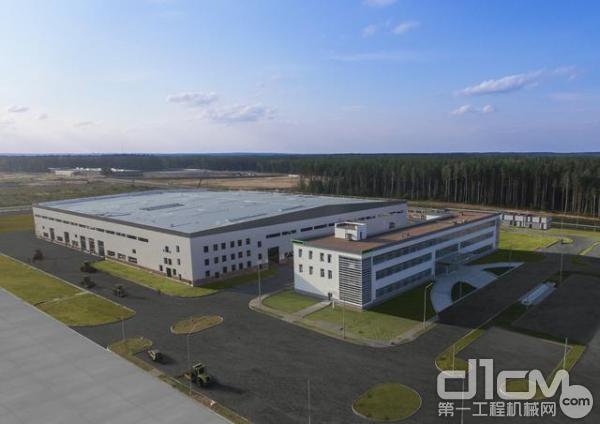 中联重科白俄罗斯工业园