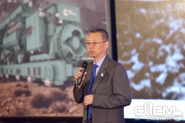 康明斯中国动力系统事业部电力业务总经理 王雷