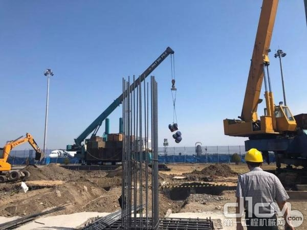 Surabaya 航站楼扩建工程