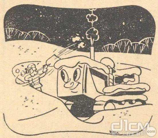 1950年的卡通海报