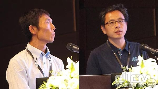 日本著名的回收拆解企业ECO-R企业石川文斌先生、北京华新凯业物资再生有限企业副总经理沙初犊先生