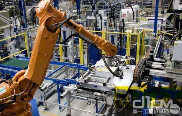 机械工业是装备制造业的重要组成部分