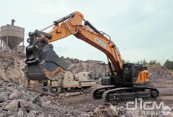 凯斯CX800B ME挖掘机