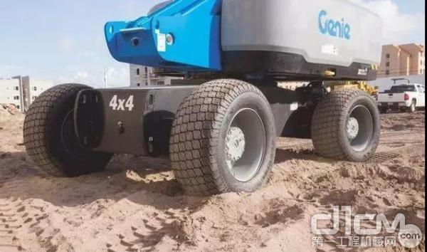 HF(高悬浮)系列轮胎更大