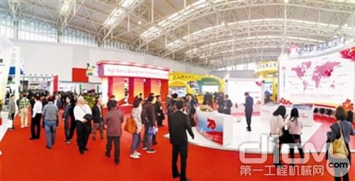 中国国际矿业大会吸引了全球50多个国家和地区的代表参会