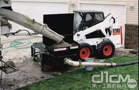 山猫混凝土泵