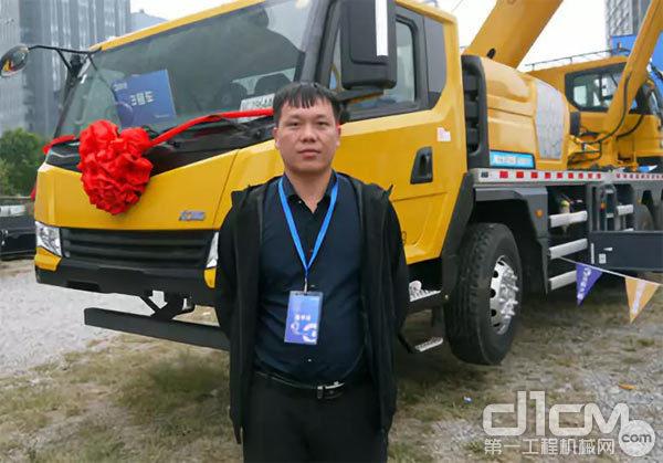 北京金辉机械设备租赁有限企业总经理王金辉