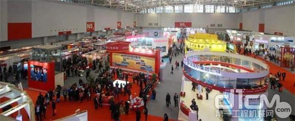 亮相2019中国国际矿业大会 铁建重工全面发展矿山施工装备