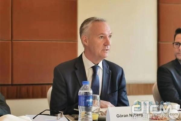 曼恩董事:加大中國市場投入 不是獨資