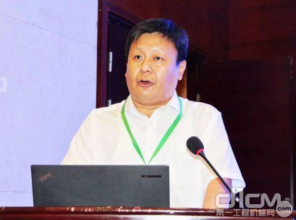 中国旧货业协会常务副会长、秘书长常大磊