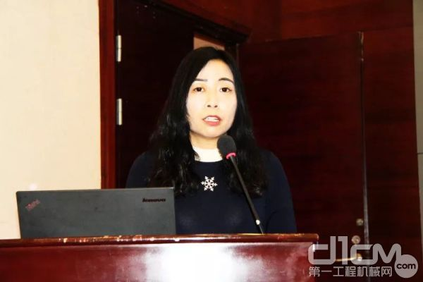 中国国际贸易促进委员会商事认证中心赵洁处长