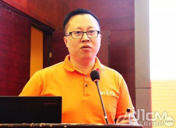 北京易起投科技有限公司总经理张凯