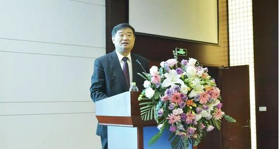 苏子孟秘书长应邀参加2019年度2019最新娱乐棋牌排行技术质量信息交流会