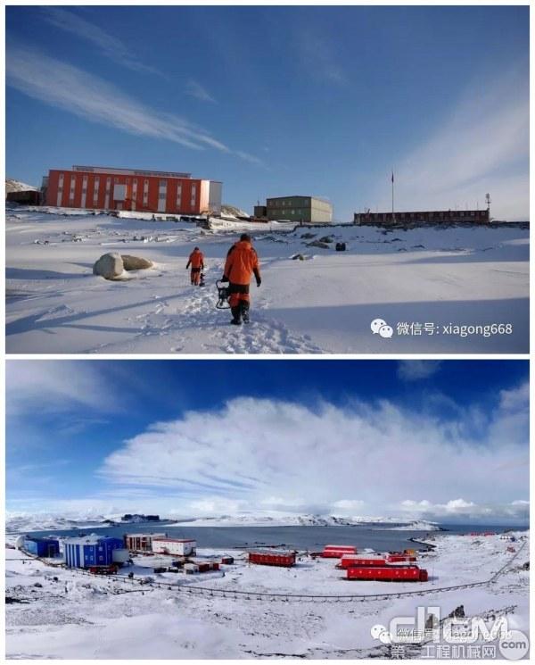 南极中山站